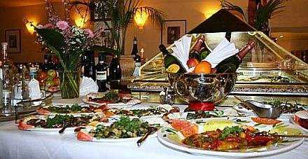 Catering & Partyservice Menüs & Buffet liefern Berlin
